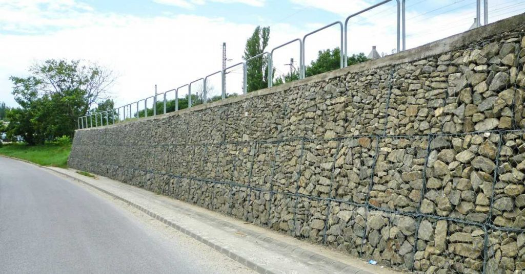 Gabion Wall, Basket & Fence: What They Are & Benefits of