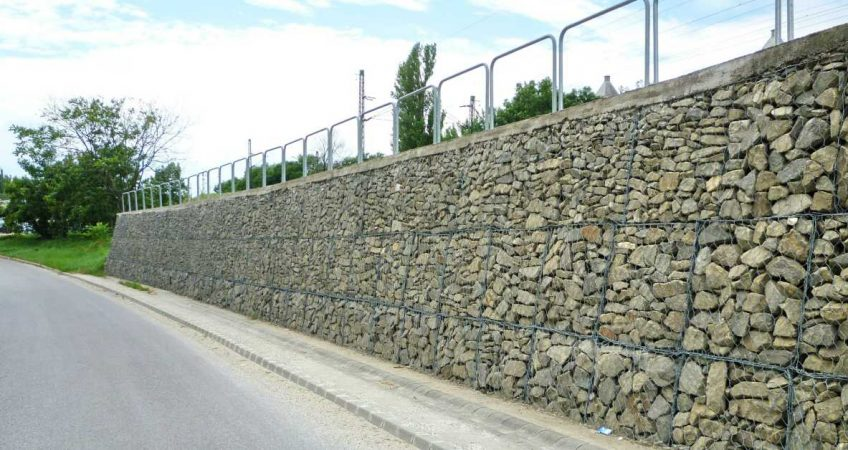 Gabion Wall, Basket & Fence: What They Are & Benefits of Using Them