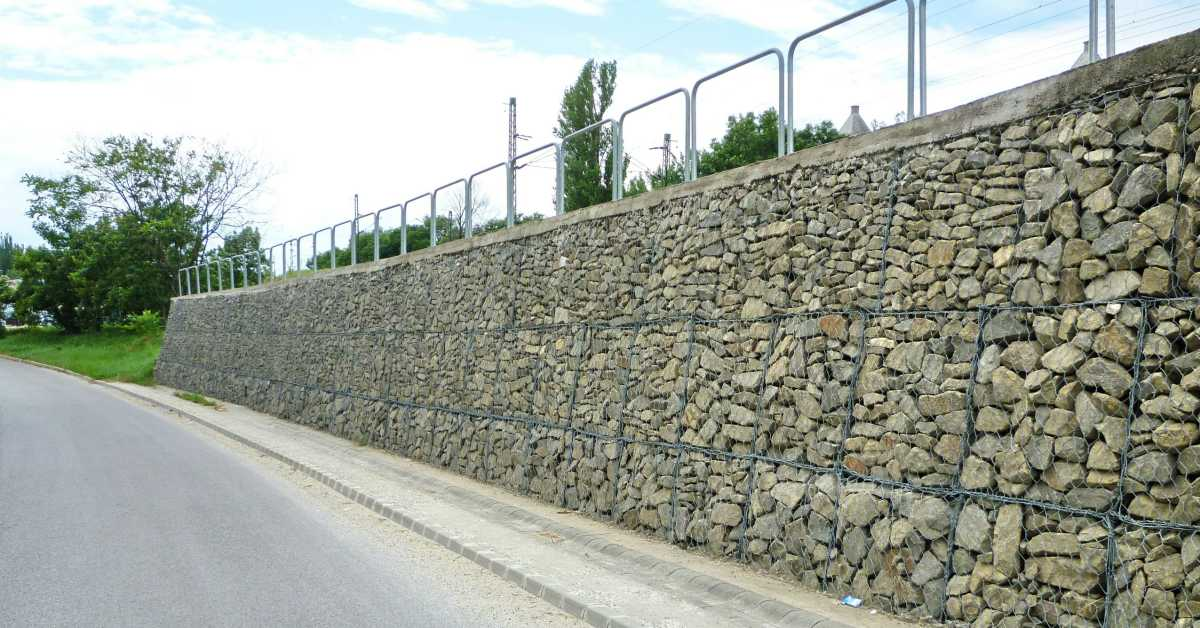 Gabion Wall Basket Amp Fence What They Are Amp Benefits Of