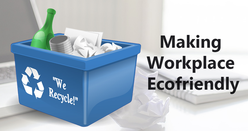 environmental practices in the workplace
