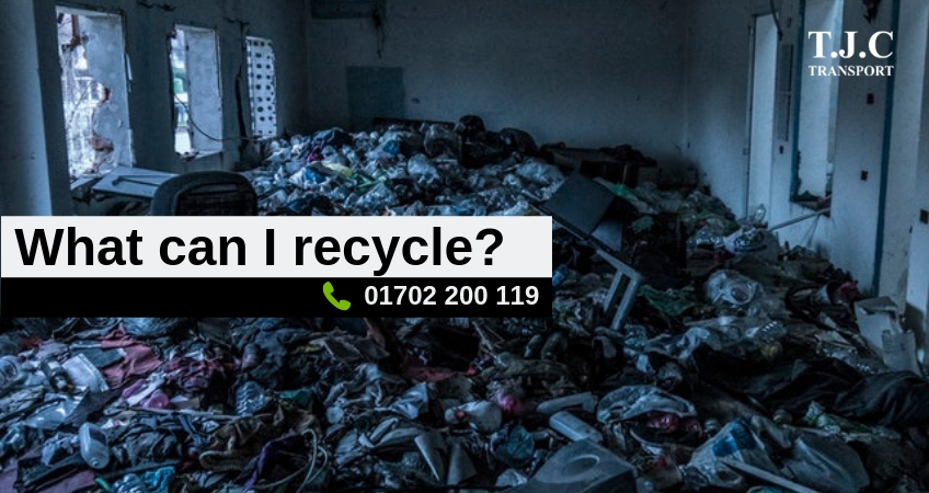 What can I recycle - TJC Transport