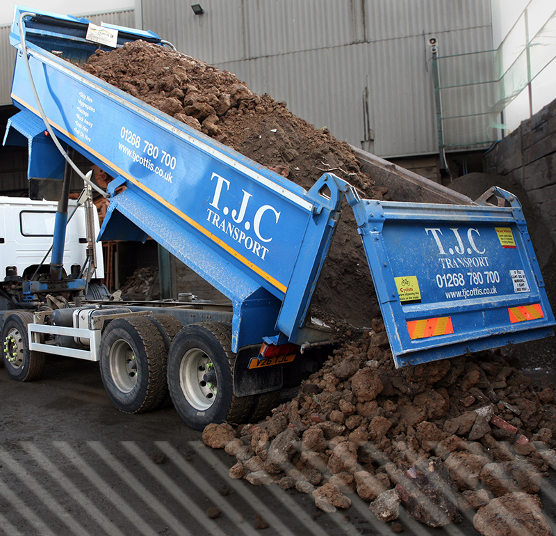 Haulage Company Essex | TJC Transport